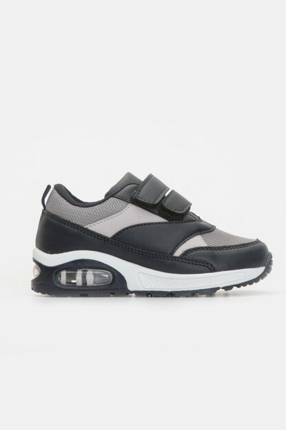 Boys' Navy Blue Crp Shoes 9W3960Z4 Click to enlarge