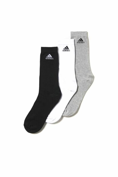 Unisex Socks - Performance Crew T 3Pp - AA2331