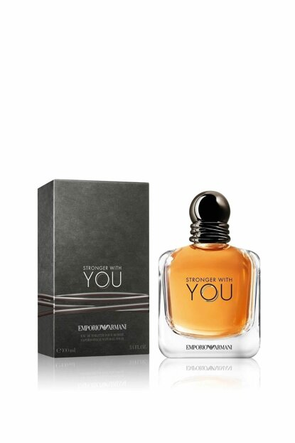 Stronger With You Edt 100 ml Perfume & Women's Fragrance 3605522040588