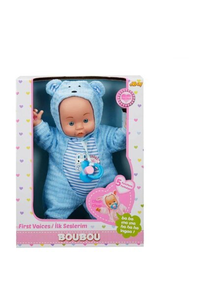 Baby Animal Costume and Pacifier 5 - Blue S00001226-34033