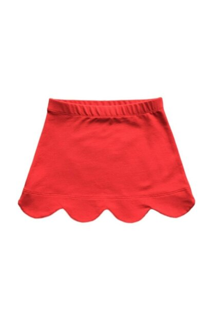 Girls' Skirts with Slices KRM-3052 -0000000001