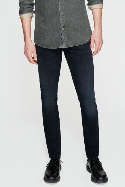 Men's Skinny Jean James Ink Blue America 0042428479
