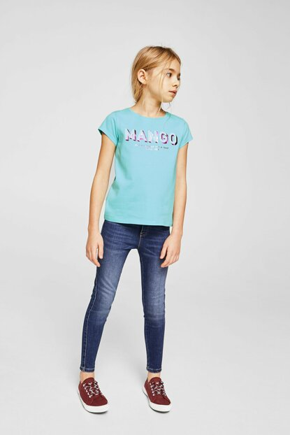 Blue Girl T-Shirt 23030497