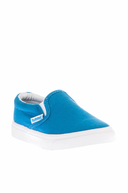 Blue Unisex Children Shoes Slip-On Jr 64349