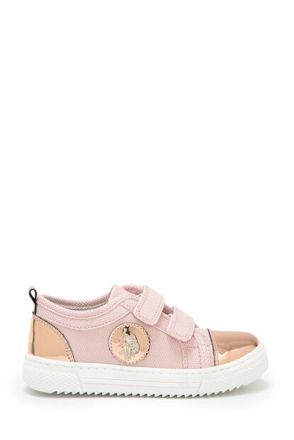 Pink Girls' Shoes