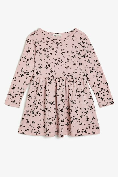Pink Girls' Dress 0KKG87911OK