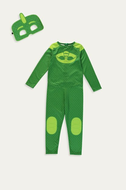 Boy Child Green Printed Lrr Costume 9WH264Z4