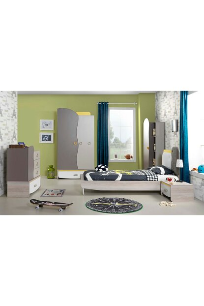 New Yellow Young Room 409654