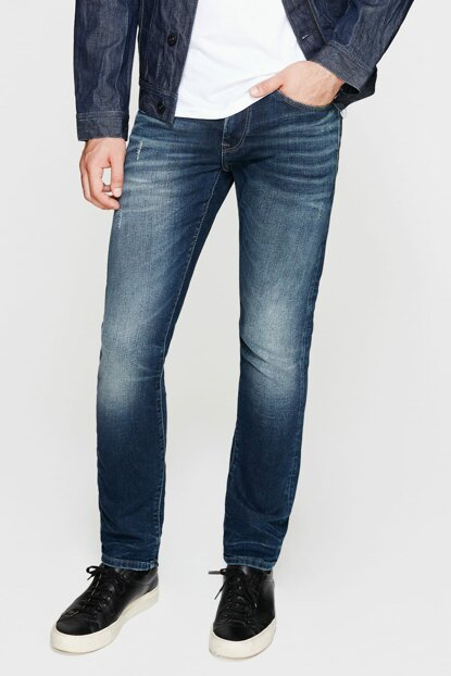 Men's Jake Blue Black Jean 0042222724