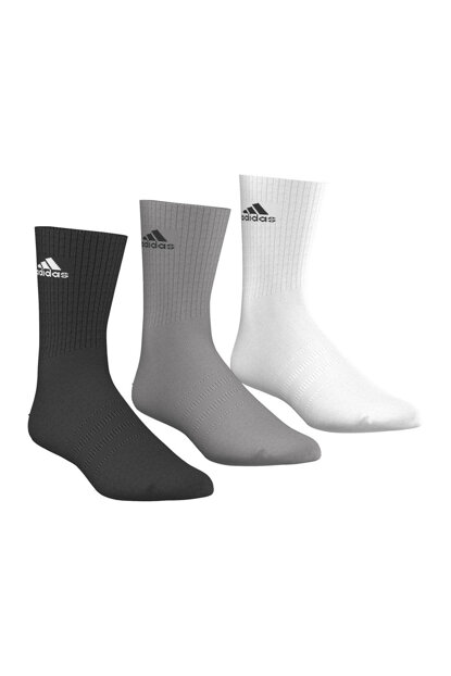 Unisex Socks - 3S Per Cr Hc 3P 3 Pieces - AA2299