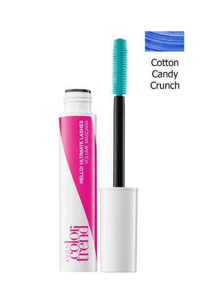 Ultimate Lashes Mascara Cotton Candy Crunch 10 ml 5050136249236