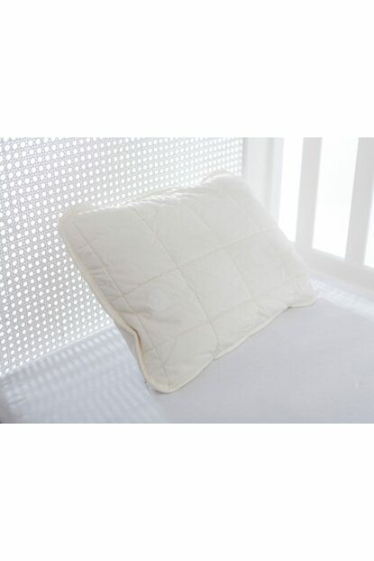 Layna Wool Baby Pillow 35x45 Cm White 10007456