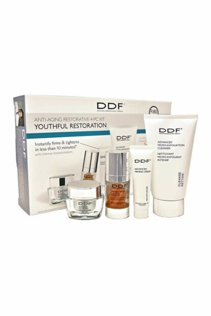 Anti-Aging Skin Care Kit - Youthful Restoration Anti-Aging Skincare 060748010020