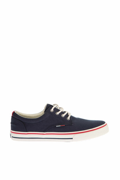 Men's Tommy Jeans Textile Low Cut Sneaker EM0EM00001
