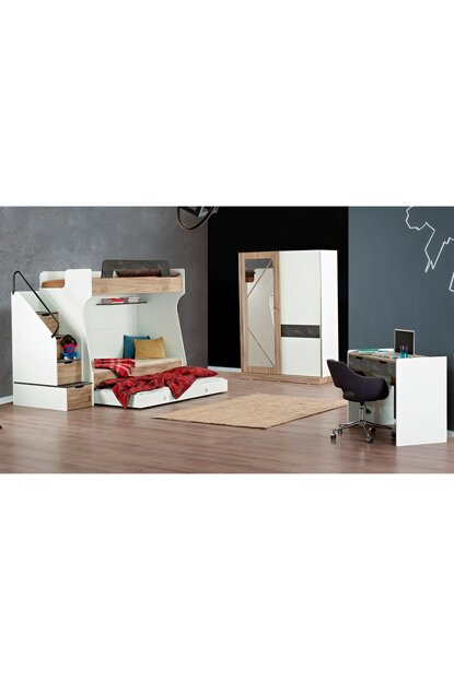 Time Bunk Bed Young Room 1305505