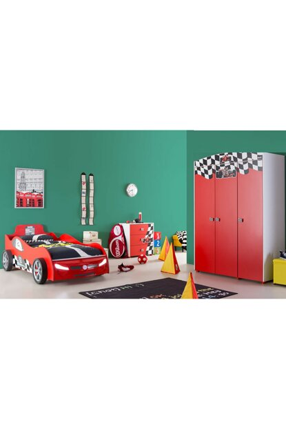 Carmini Young Room with Trolley 801025