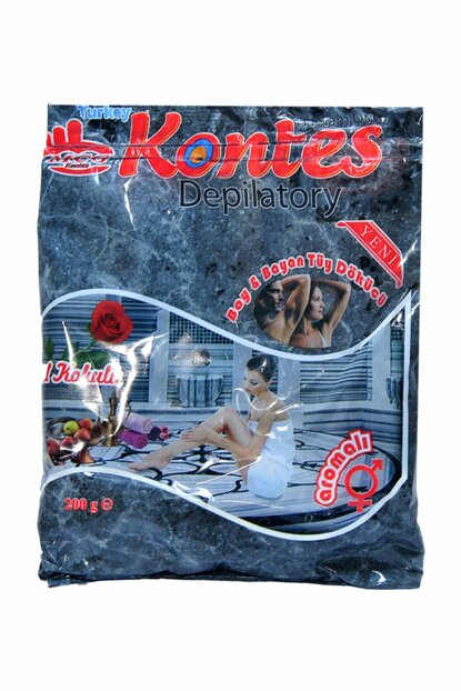 Kontes Hair Removal Powder Bath Herb 200gr 8691639001081 3 750 Id