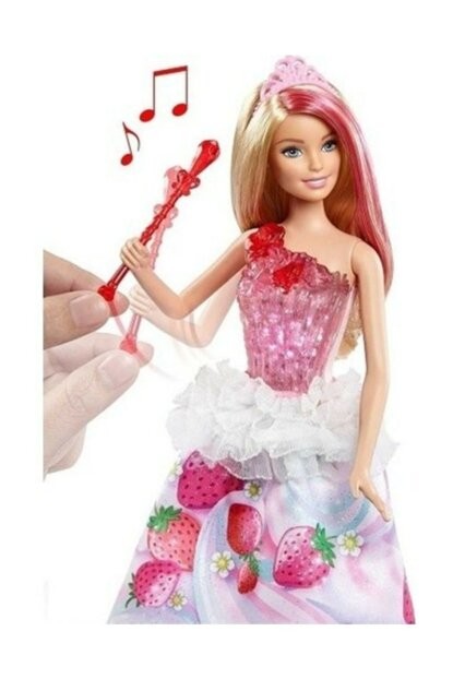 Barbie Dreamtopia Strawberry Princess Dyx28 HBV00000BPY3B