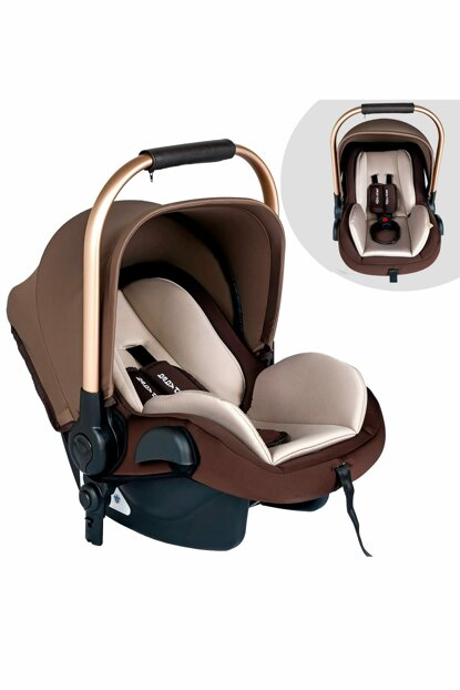 Baby Home Bh-500 Comfort Car Seat Baby Car Seat Carriage Stroller 007.015.291