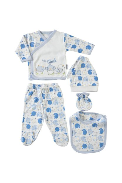Baby 5-Piece Babys Sets Blue Moon 045876871SS1
