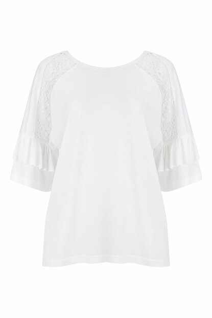 Women's White T-Shirt IS1190070025