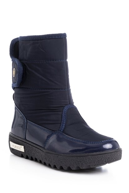 Navy Blue Women Snow Boots CTN-1