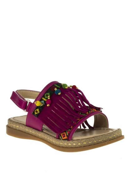 Fuchsia Children Sandals 211 928.18Y728P