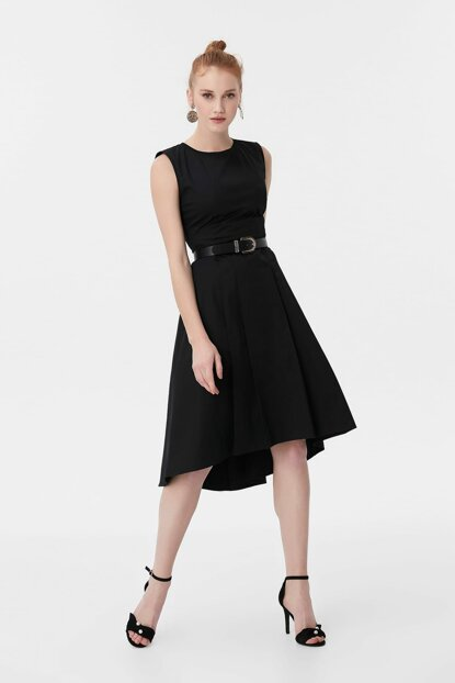 Women's Black Dress IS1190002092