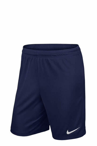 Men's Shorts / Bermuda - NIke Park II Knit Shrt Nb 725887-410 Unlined Shorts - 725887-410