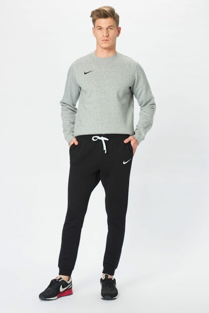 Men's Trousers - M Cfd Pant Flc Tm Club19 - AJ1468-010