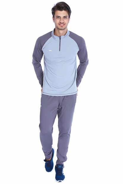 Men's Tracksuit Team - Model 14 (Training) - TK17KMP14-0GR
