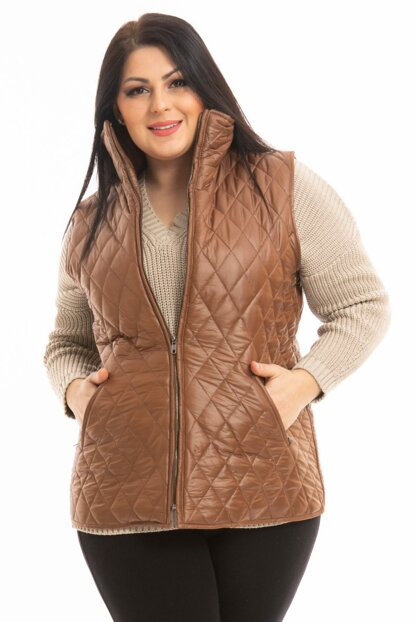 Women's Taba Quilted Vest P5125