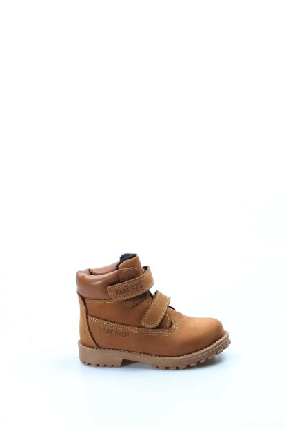 Genuine Leather Taba Boys Boots & Bootie 1875726