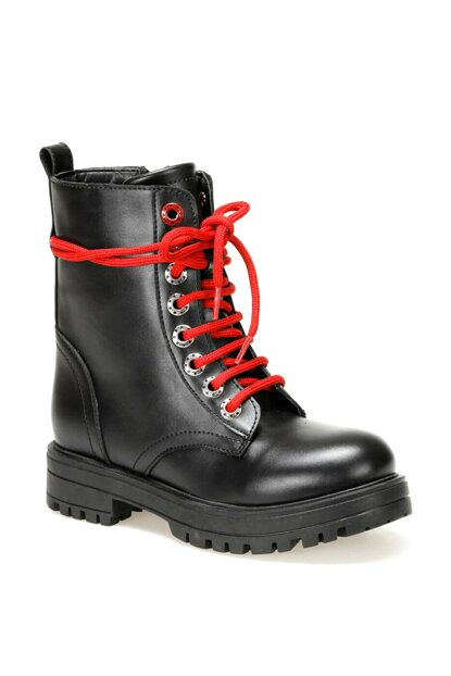 BARLUME Black Girl Boots