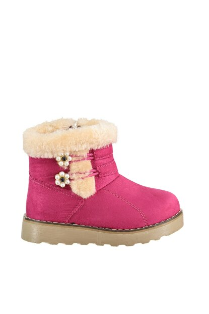 Pink Girls Boots TW-B-3002> 19K