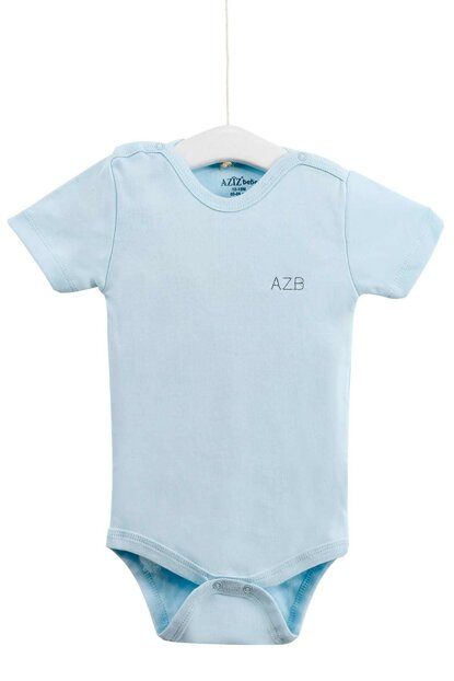 Mint Green Baby Snap Badi AZZ001652