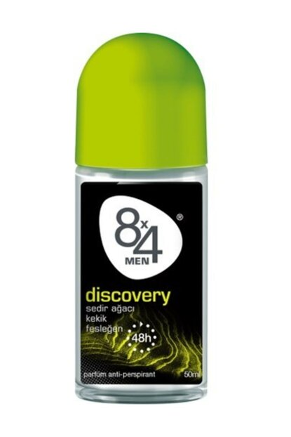 Discovery Roll-on Deodorant Male 50 ml SGEC9262284