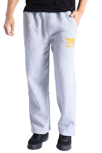 Men's Trousers - Gray Trousers - 20040009-00G