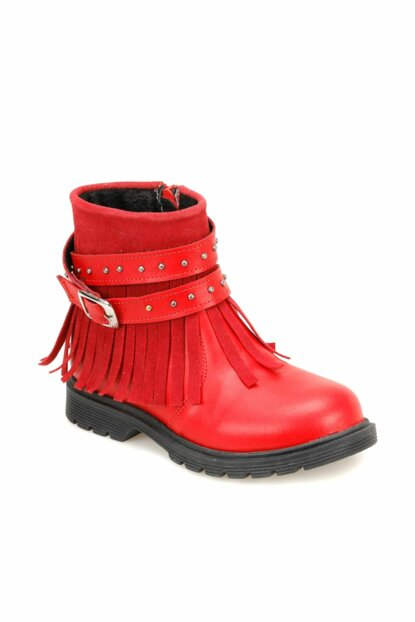 Red Girls Casual Shoes 000000000100338927