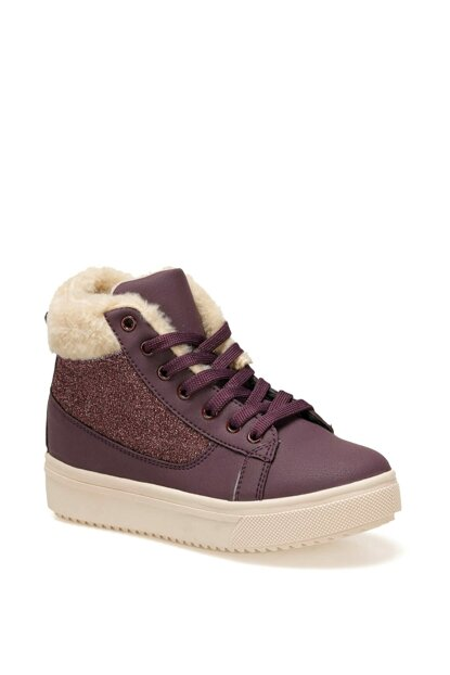 FITTO Purple Girls' Boots