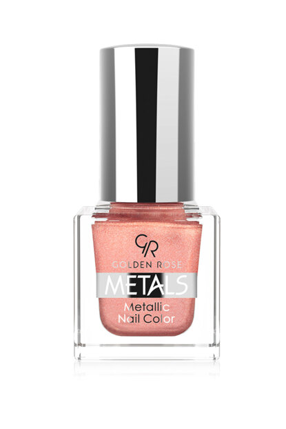 Metallic Nail Polish - Metals Metallic Nail Color No: 109 8691190779092 OMNC