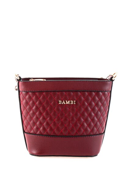 Burgundy Women's Shoulder Bag K36201254