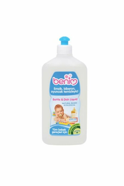 My Baby Pacifier, Feeding Bottle, Toy Cleaner 500 Ml 110199
