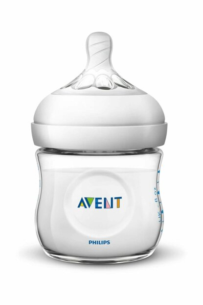 Natural Pp Feeding Bottle 125 Ml SCF030 / 17