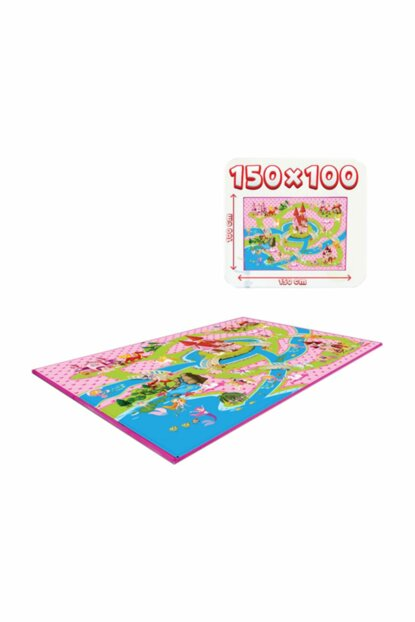 Play Rug Princess 150X100Cm ERA07.050
