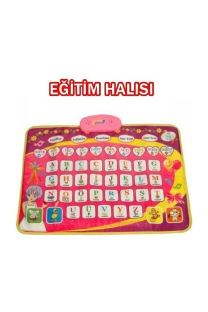 Educational Carpet Abc 67.06.6004.011