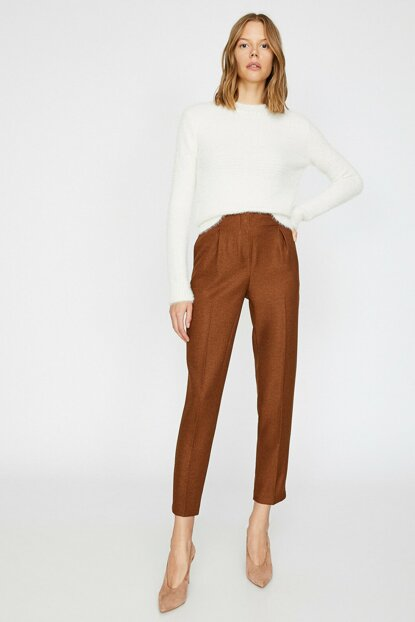 Women's Coffee Pants 0KAK42344UW