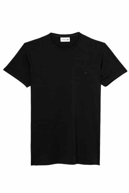 Men's Black T-Shirt TH0998