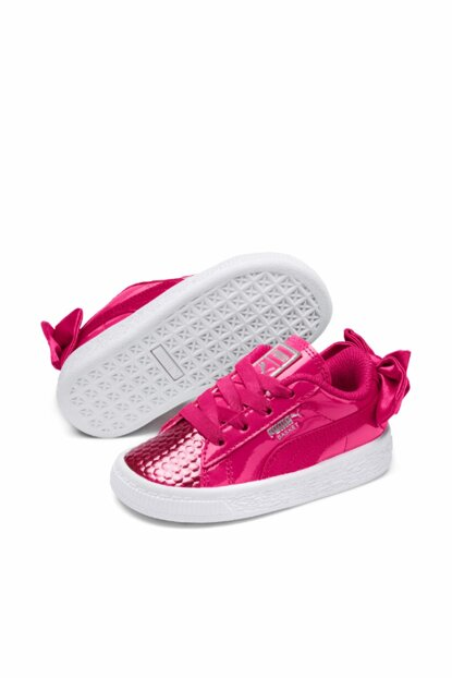 36898602 Fuchsia Unisex Children Sneaker Shoes