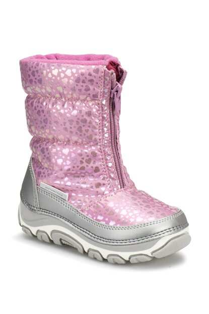 Pink Girls' Snow Boots 000000000100287666